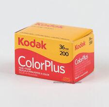 5 Rolls Kodak Color plus 200iso 35mm Print Film 135 36exp 2019 New