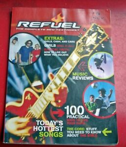 REFUEL..THE COMPLETE NEW TESTAMENT FOR GUYS. New Century Version