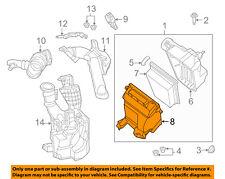 NISSAN OEM 13-15 Sentra Air Cleaner Box-Bottom Lower Housing Body 165283RC2A