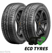 2X Tyres 205 60 R16 92H Continental ContiPremiumcontact2 E B 71dB