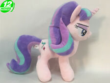 "Starlight Glimmer MLP My Little Pony 12"" 30cm Cartoon Figure Soft Plush Toy Doll"