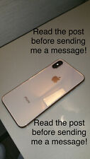 New listing Apple iPhone Xs - 512Gb - Gold (Unlocked) A1920 (Cdma + Gsm)