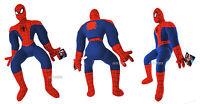 Peluche Originale Spiderman Marvel 80 cm Spider-Man Enorme Gigante Spider Man