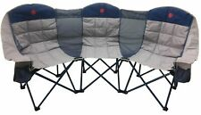 OmniCore Designs MoonPhase: Triple-Quad Padded Mesh Camp Chair