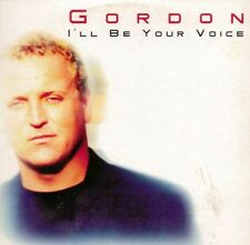 Gordon CD Maxi I`ll Be Your Voice (Eurovision Songcontest 2003, Toppers, Gay)