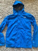 The North Face Boys Size XL (18/20) Hyvent Waterproof Hooded Zip Jacket FLAW