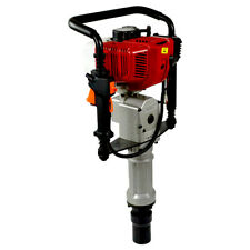 2.3HP Pile Gasoline Engine Gas Powered T Post Driver 52CC 2-stroke Air Cooling