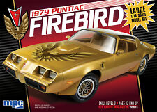 MPC 1/16 1979 Pontiac Firebird  LARGE SCALE PLASTIC MODEL KIT 862