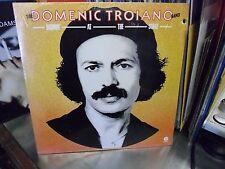 Domenic Troiano Burnin' At The Stake vinyl LP 1977 Capitol Records EX IN Shrink