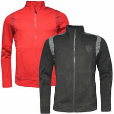 Zip Collared Ferrari Coats & Jackets for Men