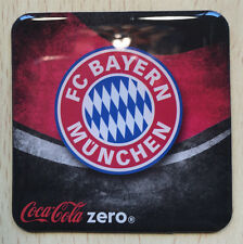 FC Bayern München Magnet Coca Cola Zero Fussball Bundesliga