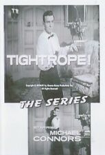 TIGHTROPE THE TV SERIES 36 of 37 EPISODES AVAILABLE..10 DVD..RARE !