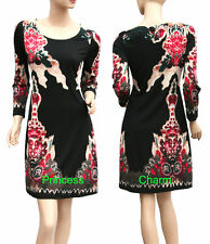 Unbranded Paisley Polyester Casual Dresses for Women