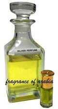 SILVER 12ML BY AL HARAMAIN ARABIAN PERFUME OIL HIGH QUALITY  LASTING