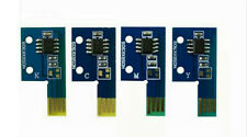 4x CT201260;CT201261;CT201262; RESET TONER CHIP FOR Xerox DocuPrint C1190FS