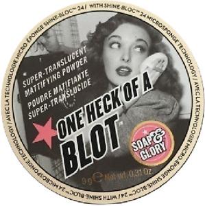 Soap & Glory One Heck of a Blot Super Translucent Mattifying Powder 9g