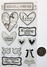 Wedding Craft Stickers