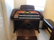 Hammond Xh-272 Organ - Pre-Owned - Excellent working condition! - w/Bench