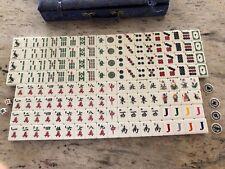 Mah Jong Tiles 152 Two Tone Glitter Back