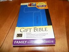 HOLY BIBLE King James Version KJV Christian Scripture Biblical Gift Bible Book