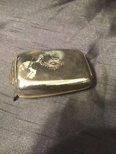 Vintage Small Pocket Handwarmer?? Burner ? Metal