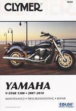 2007 2008 2009 2010 Yamaha V-Star 1300 Repair Service Workshop Manual M283