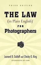 The Law (in Plain English) for Photographers (Third Edition), How-to, Reference,