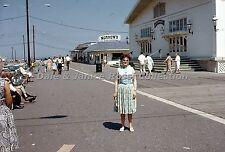 NJ006 35mm Slide Atlantic City NJ 1960's Color Transparency