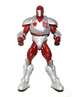 DC Universe Signature Collection Club Infinite Earths Red Rocket Loose Figure