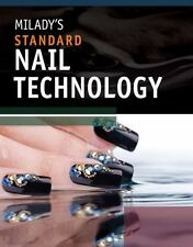 Milady's Standard Nail Technology, Alisha Rimando Botero, Good Book