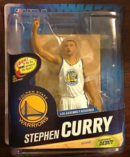 Stephen Curry Mcfarlane action figure Golden State Warriors NBA Champions