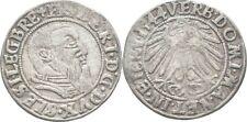Groschen 1544 Schlesien Liegnitz Brieg Friedrich II. 1488-1547, Silber #PVC164