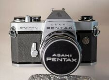 Pentax Spotmatic SP II + Super Multi Coated Takumar 50mm f1.4