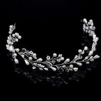 Women Hairband Wedding Tiara Crown Bridal Headband Jewelry Hair Accessories