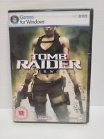 TOMB RAIDER Underworld PC / DVD For Windows (Crystal Dynamics)