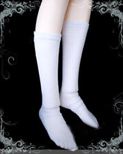 Mimi Collection MSD Doc 1/4 BJD Obitsu Doll White stretch Middle-Long stockings