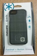 New Speck Fabshell Case for iPhone 5 / 5s / SE Plaid Burton Protection SPK-A1680