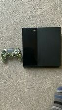 Sony PlayStation 4 500GB Console bundle with games Inc Red dead redemption 2