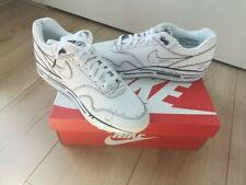Nike Air Max 1 Sketch to Shelf Tinker White Schematic - UK10/US11/EU45