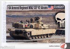 Echelon Fine Details 1-64th AR M1A2 SEP V2 Abrams 1/35 decals