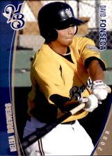 2008 Helena Brewers Grandstand 10 David Fonseca Thousand Oaks California CA Card