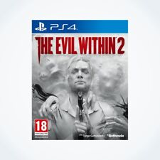 THE EVIL WITHIN 2 sur PS4 / Neuf / Sous Blister / Version FR