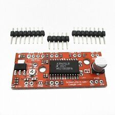 EasyDriver Shield stepping Stepper Motor Driver V44 A3967 For Arduino QTY:2