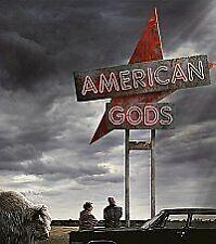 American Gods - Series 1 - Complete (DVD, 2017)