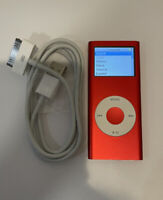 Apple iPod nano 2nd Generation Special Edition (PRODUCT) Red (4 GB)