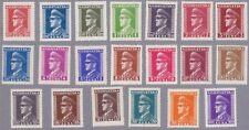 Kroatien 1943/1944 Mi.Nr. 128-147 postfrisch