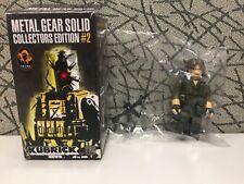 "Medicom Metal Gear Solid #2 Kubrick ""Iroquois Pliskin"" MGS4 Octocam Facemask"