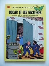 RE cartonnée 1984 (très bel état) - Tif et Tondu 3 (Oscar et ses mystères) Will