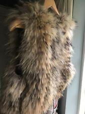 Fur Gilet/waistcoat - Medium