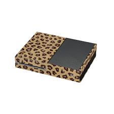 Impresión de piel de leopardo/Envoltorio De Vinilo Xbox One Xbox piel cubierta de pegatinas con MATC One..